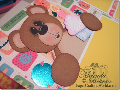 cricut bear closeup two 500