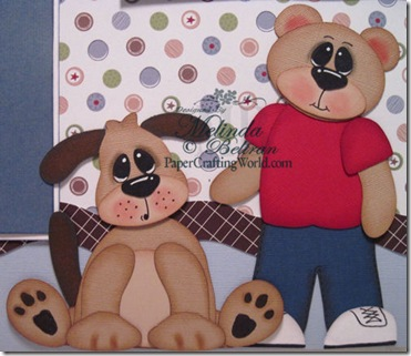 a boys best friend close up by melin cooking with cricut-500