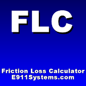 Friction Loss Calc