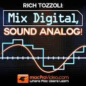 Mix Digital, Sound Analog!