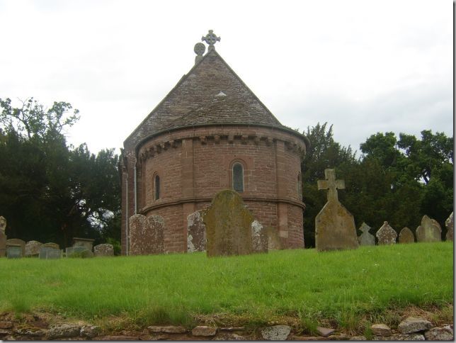 Kilpeck church