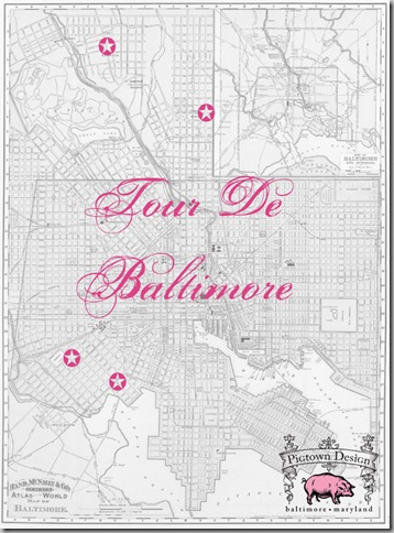 tour de baltimore