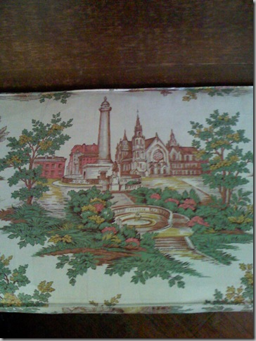 Toile de Maryland 4