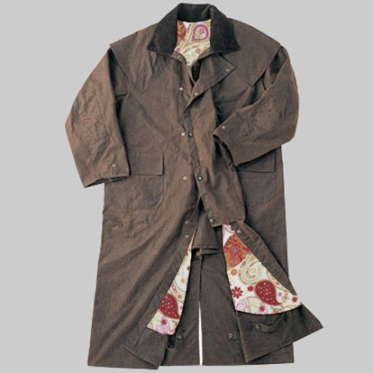 barbour stockman's coat copy