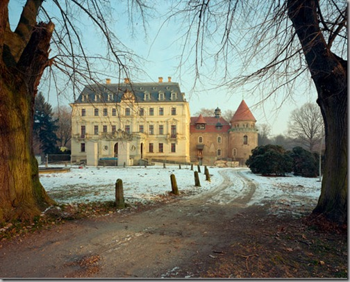 Castle Altdöbern, Brandenburg, Germany
