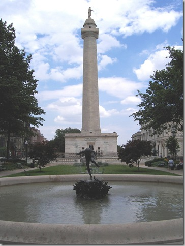 Baltimore_Washington_Monument