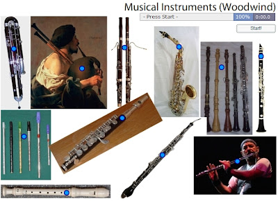Chiew's CLIL EFL ESL Blog: Musical Instruments