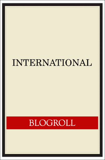 International Blogroll