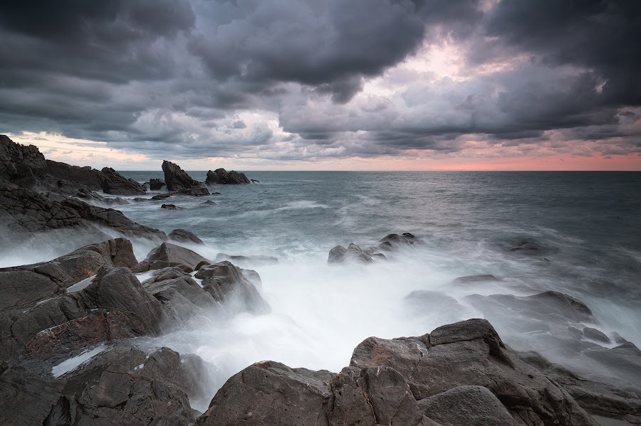 bad weather by Stefano Tassano - Landscapes Cloud Formations