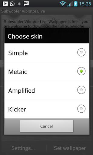 玩免費個人化APP 下載Subwoofer Live app不用錢 硬是要APP