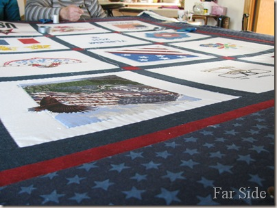 The quilt for 2011