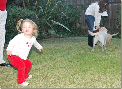 12-25 Keelie and Dogs