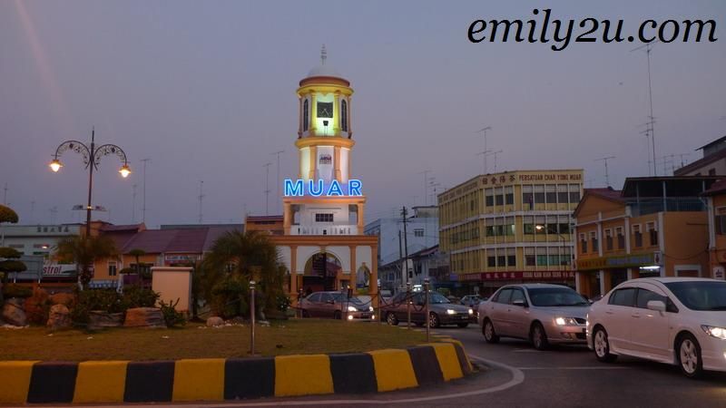 Johor Day & Night