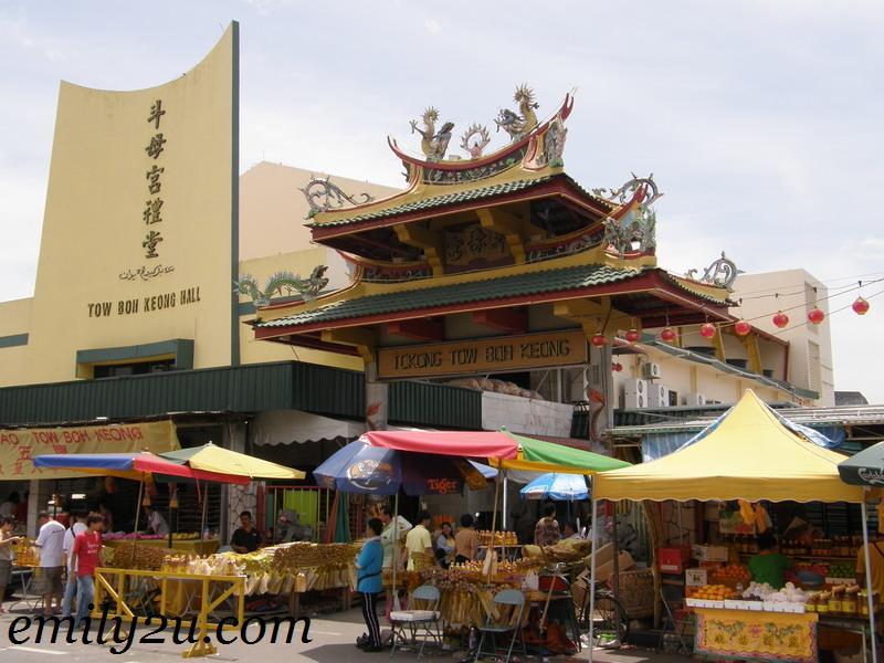 九皇大帝 Nine Emperor Gods Festival @ Tow Boh Keong Ipoh, Perak