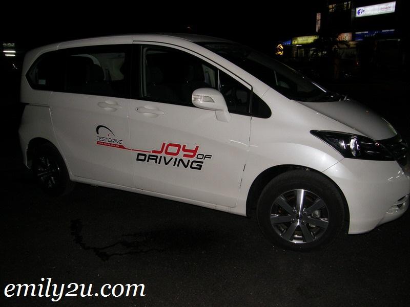 2010 Model Honda Freed (MPV) In Ipoh, Perak, Malaysia