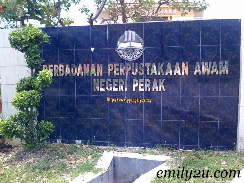 Perak State Public Library, Ipoh