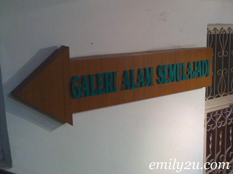 Natural Environment Gallery (Galeri Alam Semulajadi)