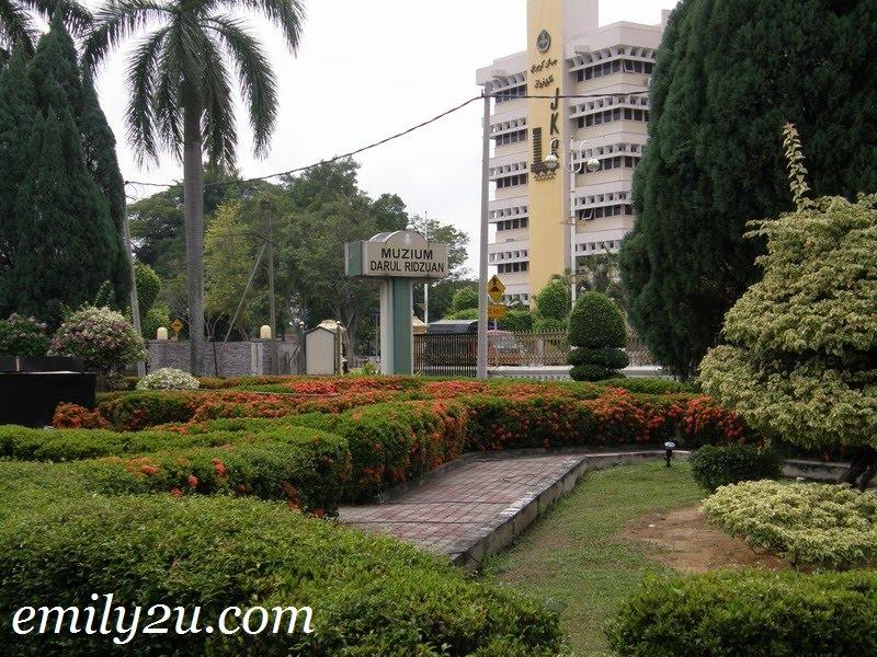 Darul Ridzuan Museum (Muzium Darul Ridzuan) @ Ipoh, Perak