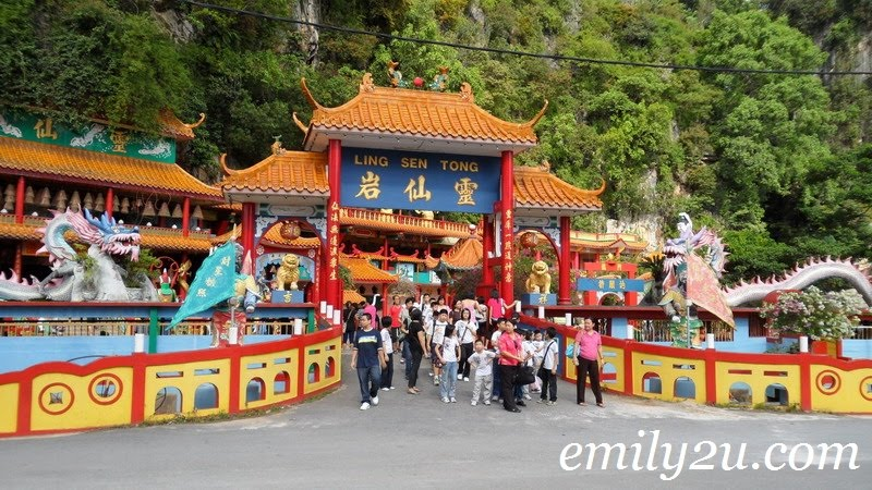 Ling Sen Tong (Ipoh Cave Temple)