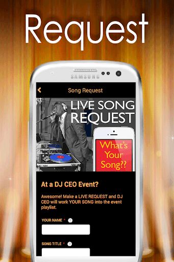 The Official DJ CEO App