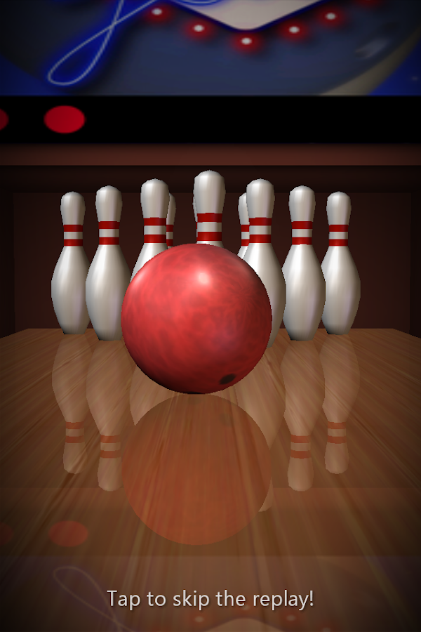 Bowling Fever Lite- screenshot
