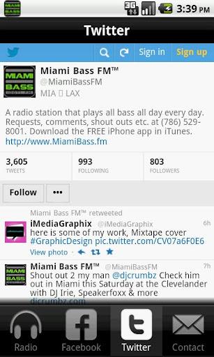 【免費音樂App】Miami Bass FM-APP點子
