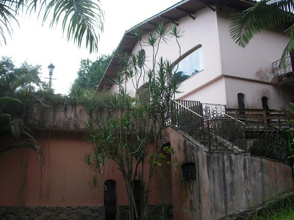 Sitio Arariba : le bâtiment principal. 24 février 2011. Photo : D. Gayman
