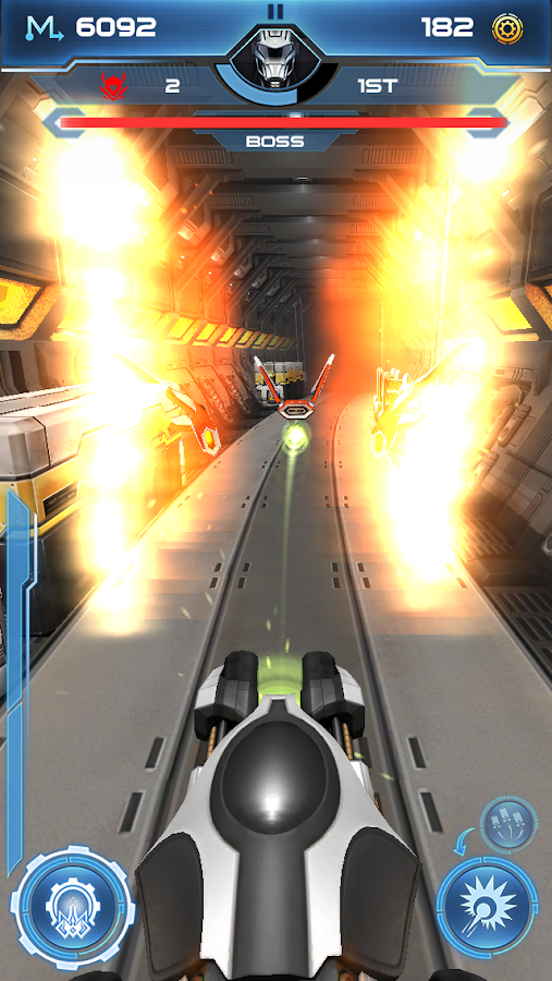 Infinite OverDrive- screenshot