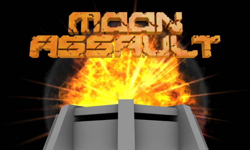 Moon Assault- screenshot