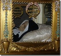 Incorrupt St. Bernadette in Nevers