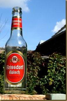 Beer bottle higher depth of field f/22 1/30th sec