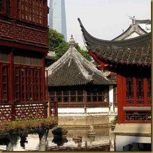 Shanghai roofs