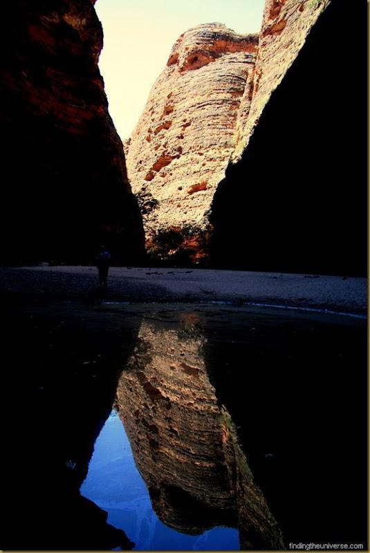 Cathedral Gorge - Bungle Bungles - Australia