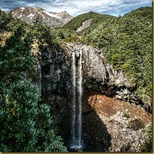 Mangawhero Falls square