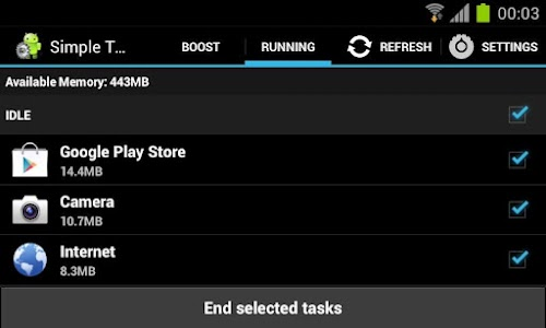 Simple Task Manager Free screenshot 3