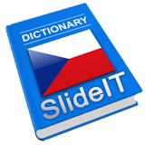 SlideIT Czech QWERTZ Pack
