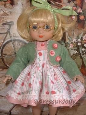 Robert Tonner doll Anne Estelle Mary Engelbreit dressurdolly