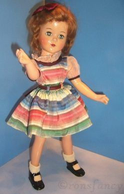 Arranbee Nancy doll R & B vintage