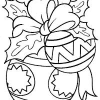 Imagenes De Adornos De Navidad Para Colorear.Colorear Adornos De Navidad Dibujos De Adornos De Navidad