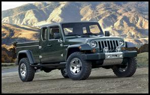 EMC - Built Jeep Tough!