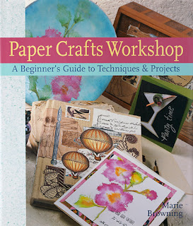 Paper Crafts Workshop. Cover