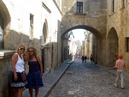 Old Rhodes
