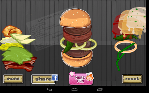 Hamburger Designer- screenshot thumbnail