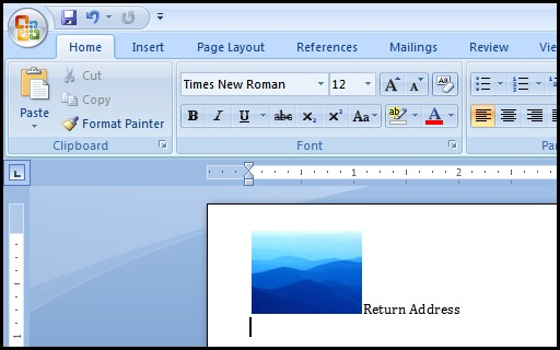 Adding-Logo-To-Word-2007-Envelop