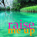 Raise me up (Deutsch) logo