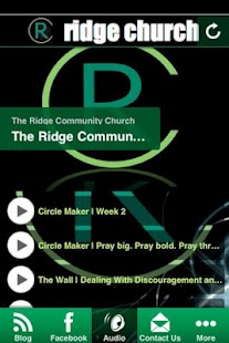 The RIdge Church - screenshot thumbnail