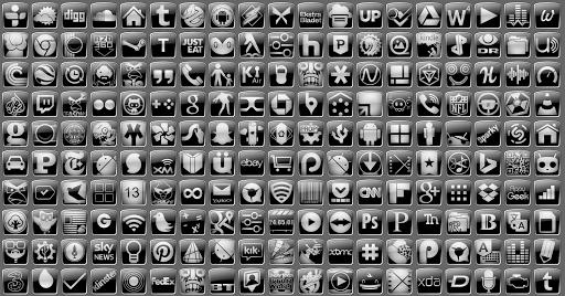Emblems Icon Pack v3
