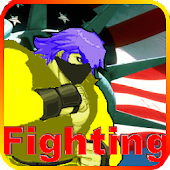 Americans Fighting