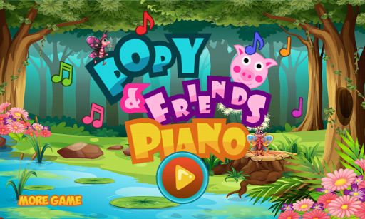Peppie Pig Free Piano Games