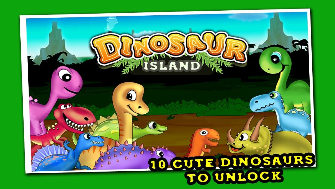 Dinosaur Island Gold - screenshot